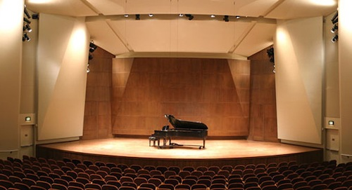 Nordstrom Recital Hall